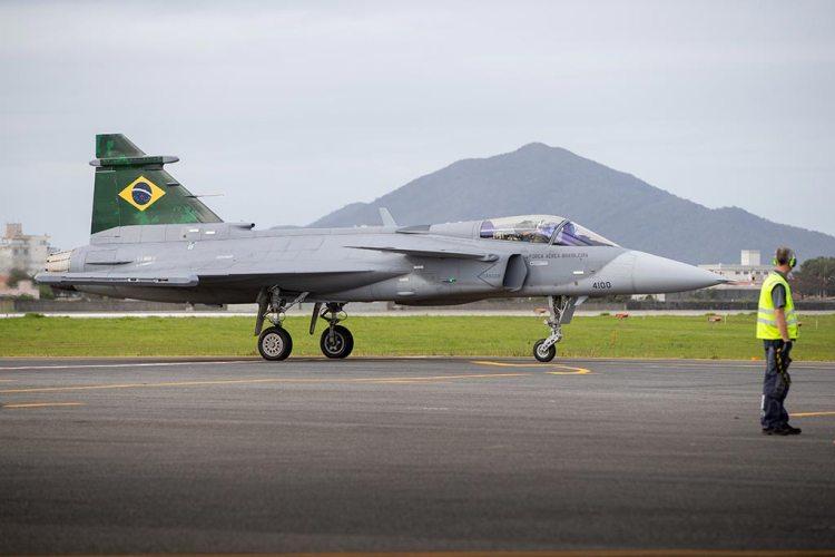 saab gripen-E brazilian air force
