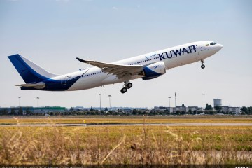 Kuwait Airways Airbus A330neo