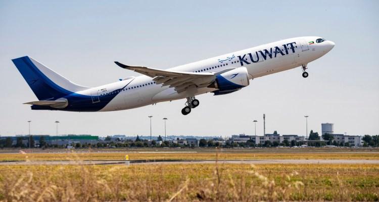 Kuwait Airways Airbus A330neo