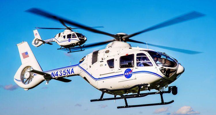 NASA Airbus H135