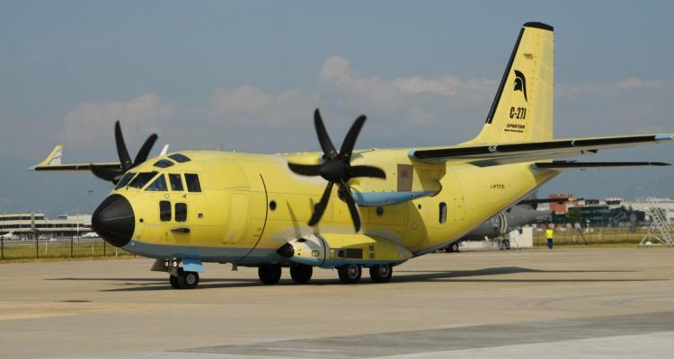 Leonardo C-27J Spartan Next Generation