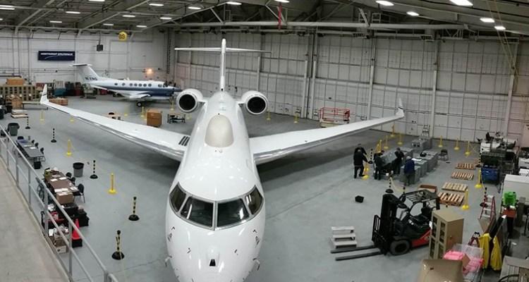 US Air Force BACN E-11
