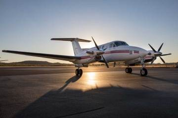 Textron Aviation Beechcraft King Air 360CHW