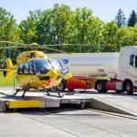 Airbus H145 ADAC Luftrettung biofuel SAF