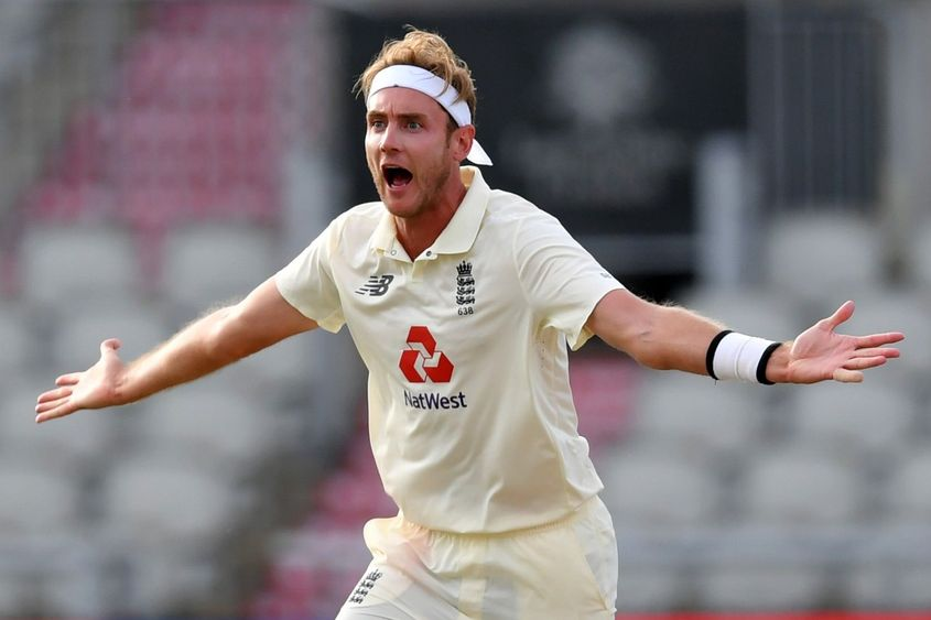 Broad Fined for breaching ICC Code Of Conduct - BaaghiTV English