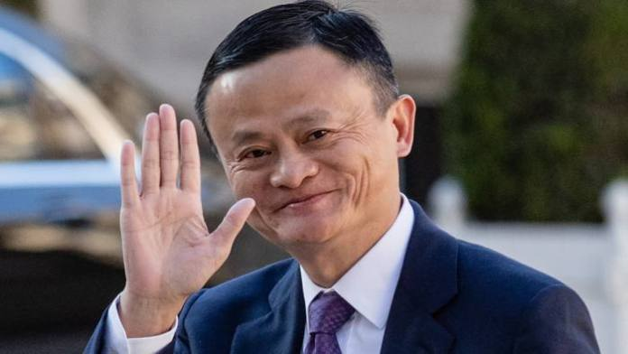 Alibaba's Jack Ma makes his appearance after three months - BaaghiTV English