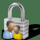Lock content