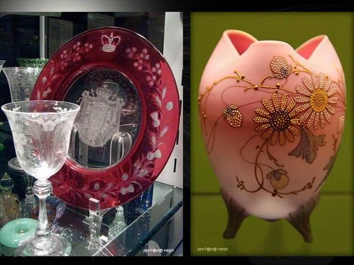 μουσείο γυαλιού