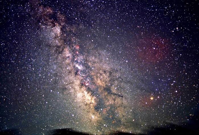 κοιτούσαμε τα αστέρια