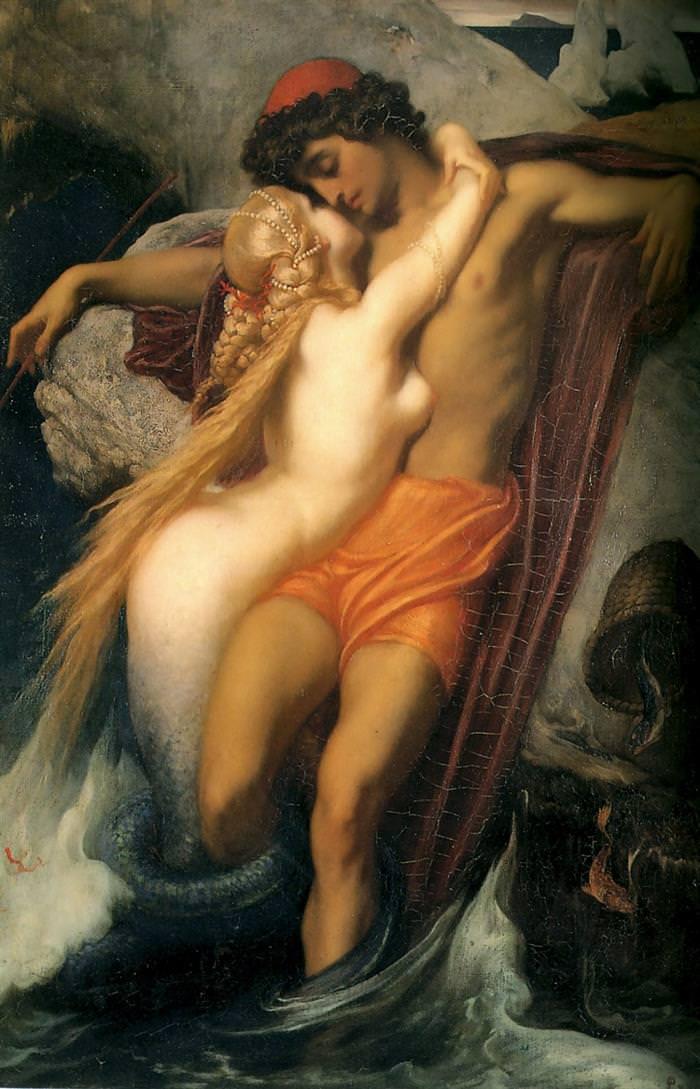 Πιο ρομαντικές ζωγραφιές