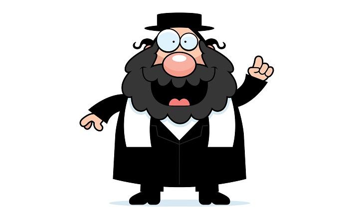 joke rabbi in confessional