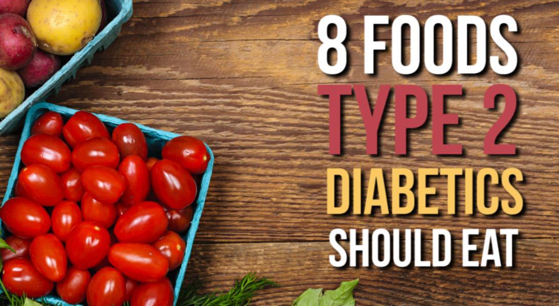 8 Foods Type 2 Diabetics Should Eat | Health - BabaMail