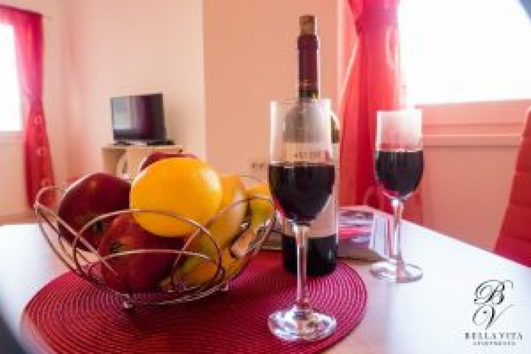 Apartment for Rent in Blagoevgrad Bulgaria Dining Room with Nice View Milano