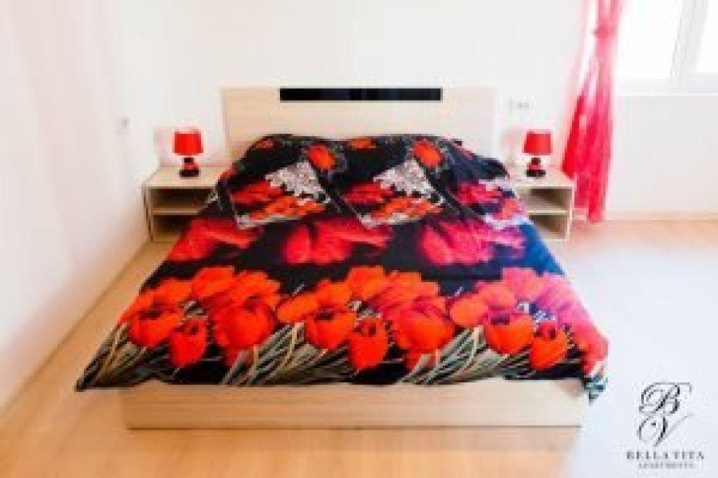 Bedroom Bella Vita Apartments Rent to Visit and Stay in Blagoevgrad Bulgaria 2018