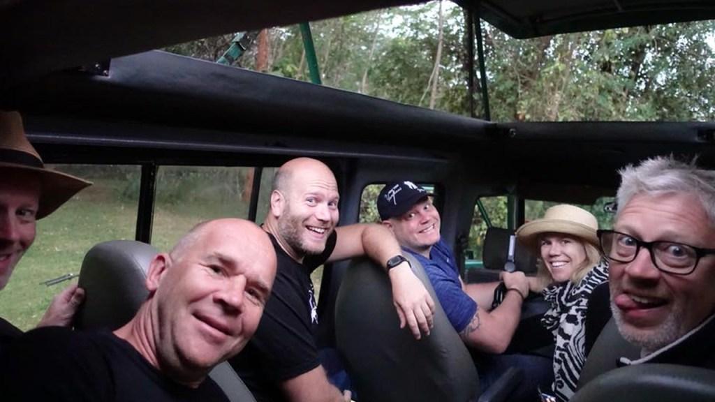 On safari! 180701