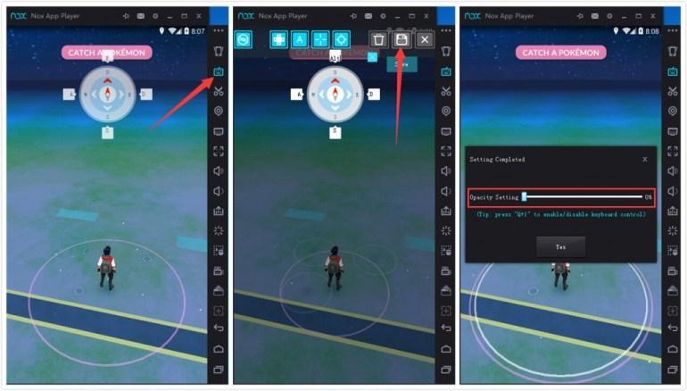 Two Ways to Play Pokemon GO on Desktop using KEYBOARD