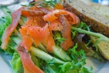 Salad recipes rich in antioxidants