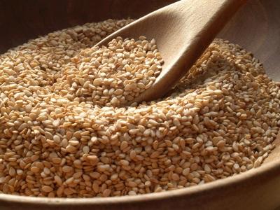 Gomasio: A salt of good luck