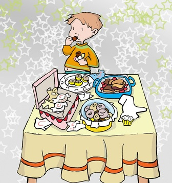 Childhood obesity in the European Food Day