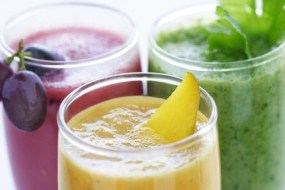 Juices against fluid retention