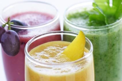 Juices against obesity