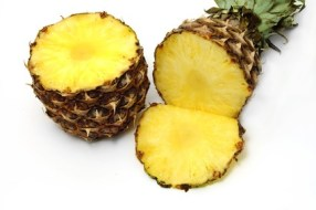 Pinapple Therapy to reduce size and weight loss
