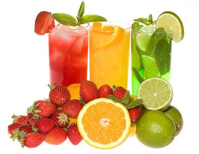 Fruit recipes to debug body