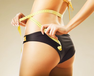 Large back and thin hips? Give your body a perfect shape