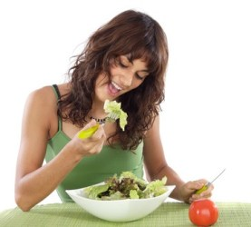 Chewing improves your Digestion and prevents Overweight
