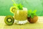 Kiwi: Actinidia Deliciosa - The name says it all