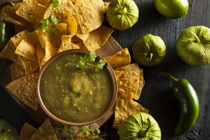 Recipes with Tomatillos or Mexican Husk Tomatoes