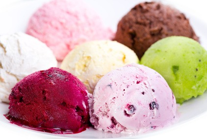 Recipes for healthier ice cream this summer