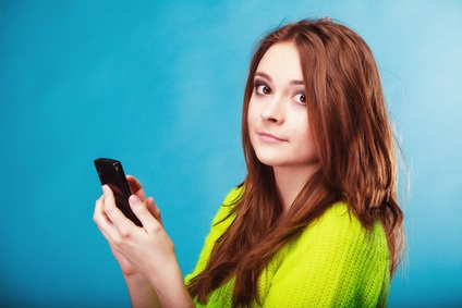 Nomophobia, or fear of being without a cellphone