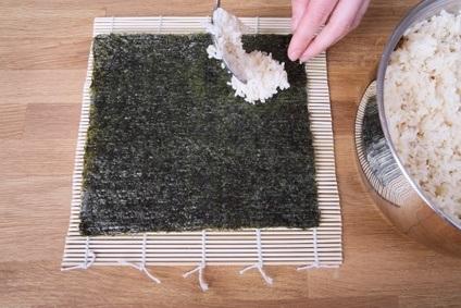 Types of edible seaweed