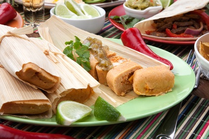 Vegetarian Tamales made easy