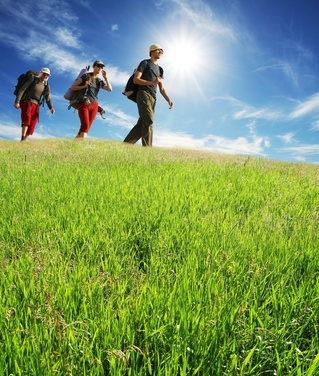 Trekking: sport for holidays