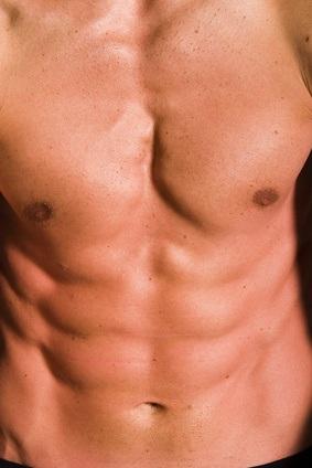 Exercises to mark your abdomen