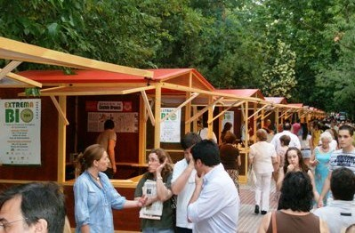 First Fair of organic products in Extremadura