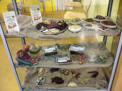 Caring Health with Organic Food