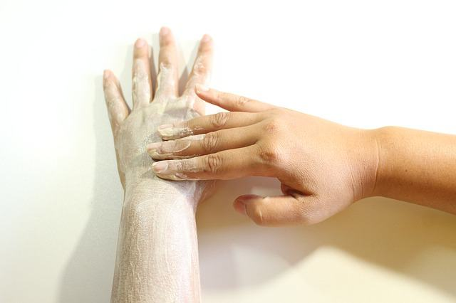 The importance of Exfoliating the skin