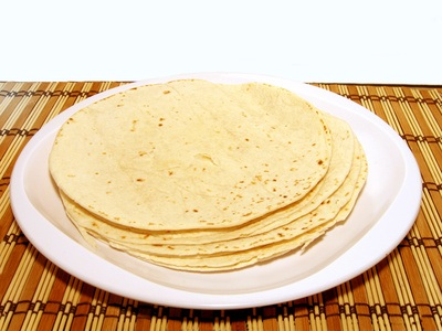 Mexican recipes with corn tortillas