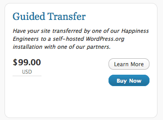 Guided Transfers to .org