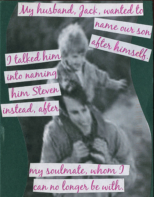 Image via PostSecret, Sunday Secrets: November 23, 2013
