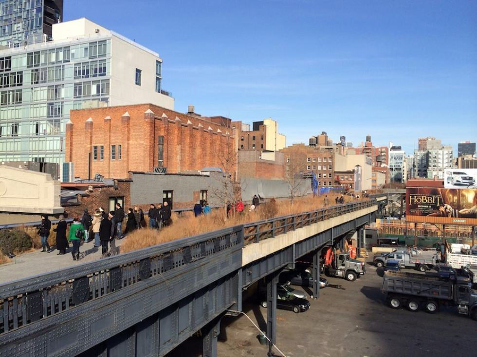 10 NYC Hidden Gems: High Line