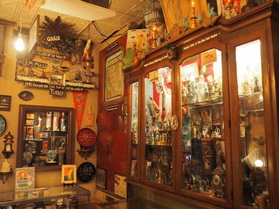 10 NYC Hidden Gems: City Reliquary