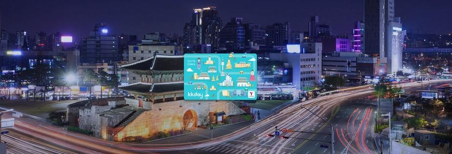 Korea Travel Essentials: T-Money Card