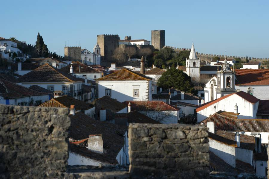 Obidos: Portugal (image via Paulus Langitan, Flickr)