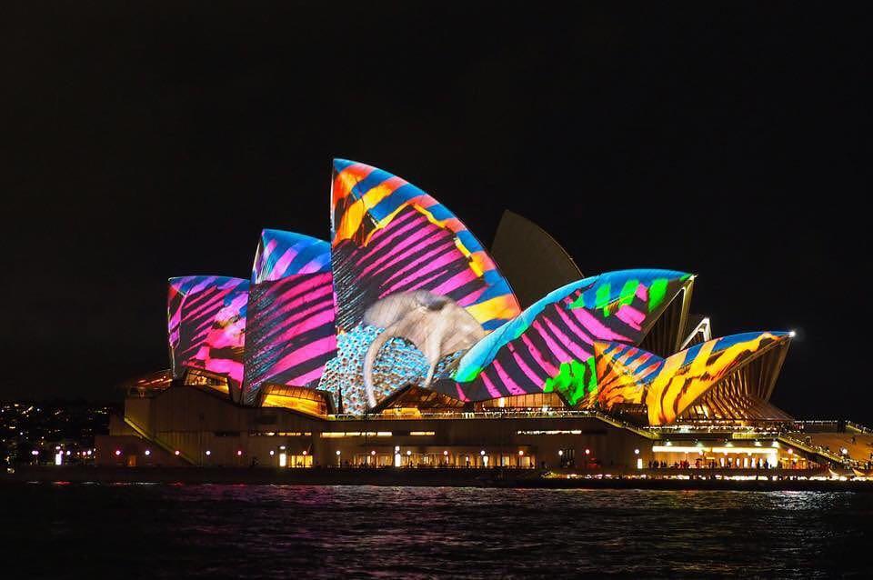 Vivid Sydney 2017, Sydney Opera House