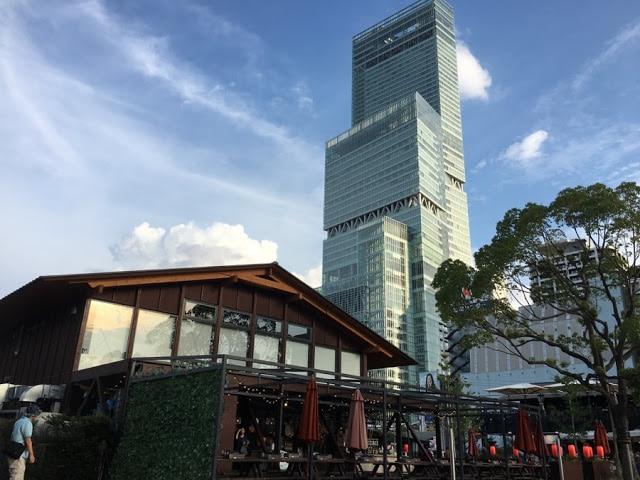 Tennoji, Osaka: Abeno Harukas Building