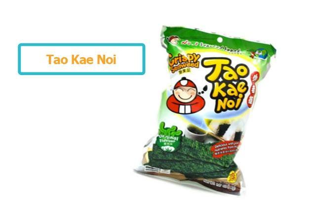 Tao Kae Noi Seaweed